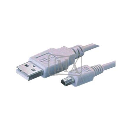 MX USB A MALE TO MX MINI USB 04 PIN (MISTUMI)_2