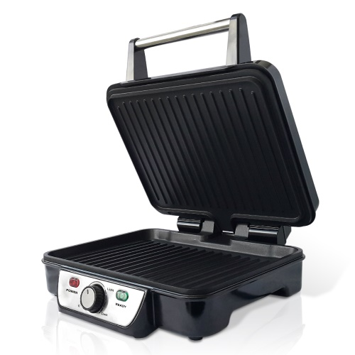 TOUCHMATE Contact Grill - 1800W, 6-in-1 Griller, 50% Energy Efficient, Black (TM-CG101S)_8