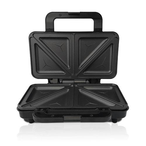 TOUCHMATE Sandwich Maker - 800W, Non-Stick coated plates, 50% Energy Saver (TM-SDM200S)_3
