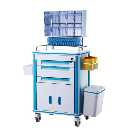 Medicine trolley- crash cart
