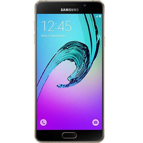 Samsung galaxy a7 2016 dual sim - 16gb, 4g lte, gold