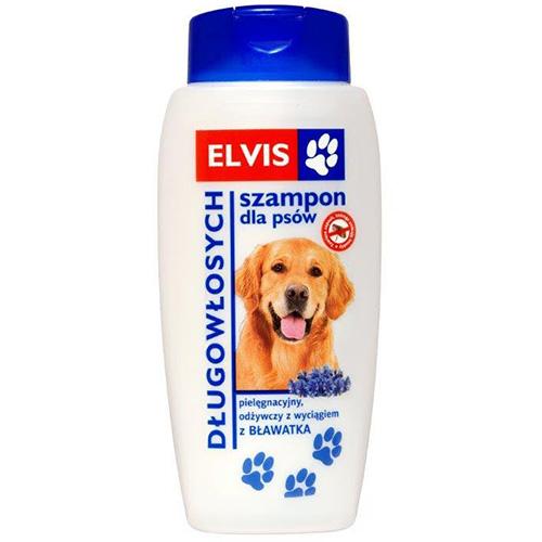 Elvis dog shampoo
