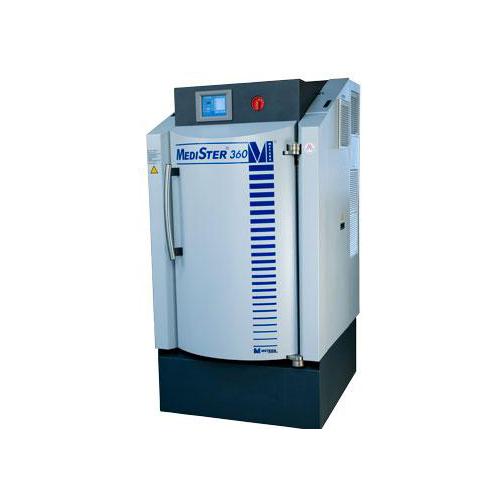 Medister 360 hf-steam sterilizaton device