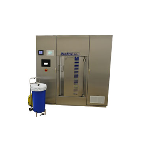 Medister 360-2 hf-sluice steam sterilization device