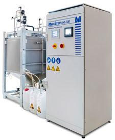 Medister 560-100 continuous flow sterilization device