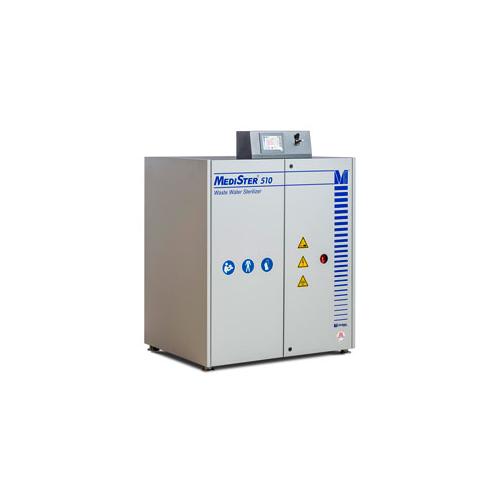 Medister 510 waste water sterilization device
