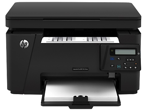 Hp laserjet pro multi functional printer m125nw (cz173a)
