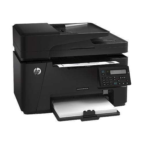 Hp laserjet pro multi functional printer m127fn (cz181a)