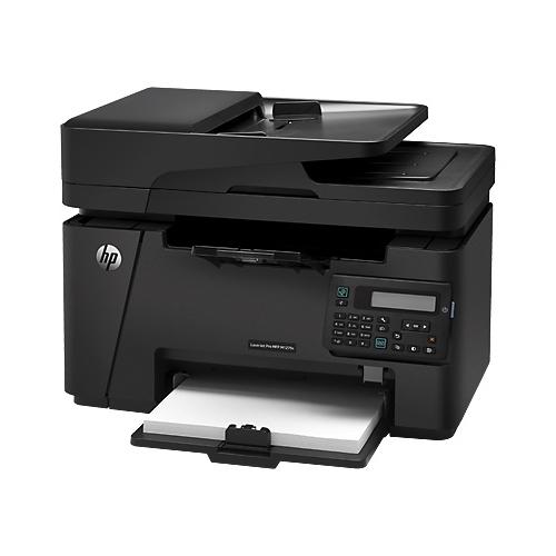 HP LaserJet Pro Multi Functional Printer M127fn (CZ181A)_4