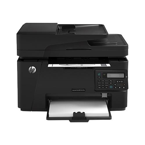 HP LaserJet Pro Multi Functional Printer M127fn (CZ181A)_3
