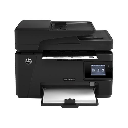 Hp laserjet pro multi functional printer m127fw (cz183a)