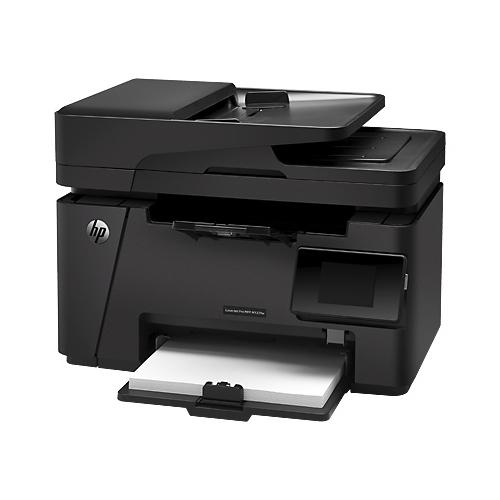 HP LaserJet Pro Multi Functional Printer M127fw (CZ183A)_3