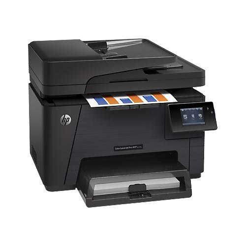 HP Color LaserJet Pro Multi Functional Printer M177fw (CZ165A)_6