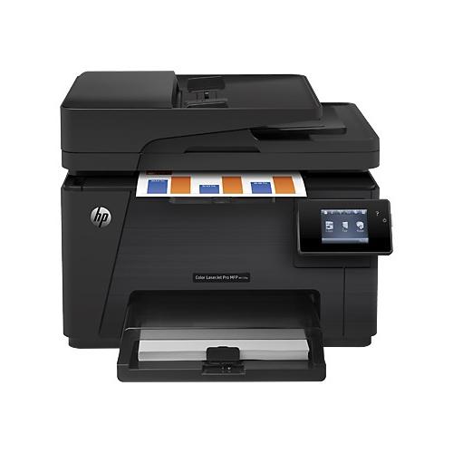HP Color LaserJet Pro Multi Functional Printer M177fw (CZ165A)_5