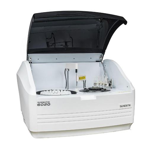 200 Tests Automatic Biochemistry Analyzer 6020_2