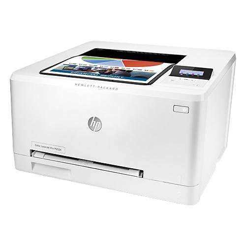 HP Color LaserJet Pro Printer  M252n (B4A21A)_5