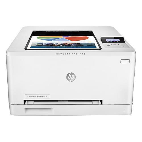 Hp color laserjet pro printer  m252n (b4a21a)