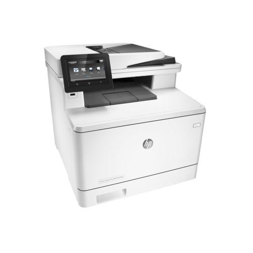HP Color LaserJet Pro Multi Function Printer M477fdn (CF378A)_3