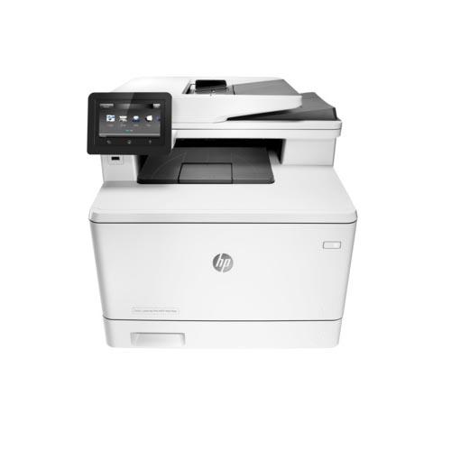 HP Color LaserJet Pro Multi Function Printer M477fdn (CF378A)_2