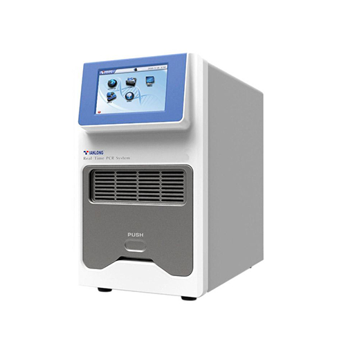 Four - channel real - time fluorescence quantitative PCR instrument_2