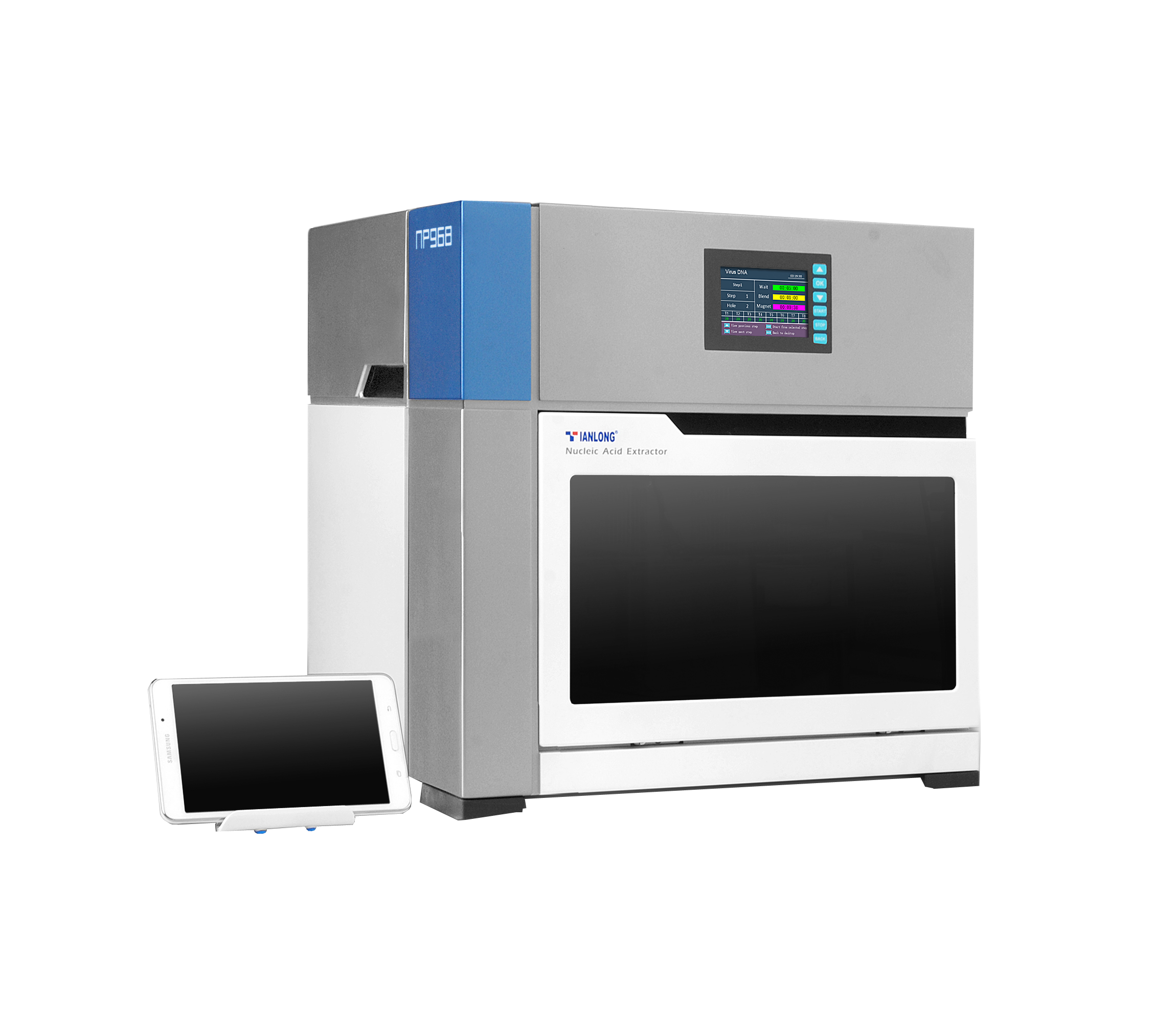 Nucleic Acid Extractor NP968-S_2