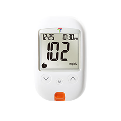 HT100 Blood Glucose Monitoring System_2