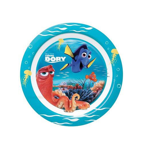 Trudeau plate -finding dory