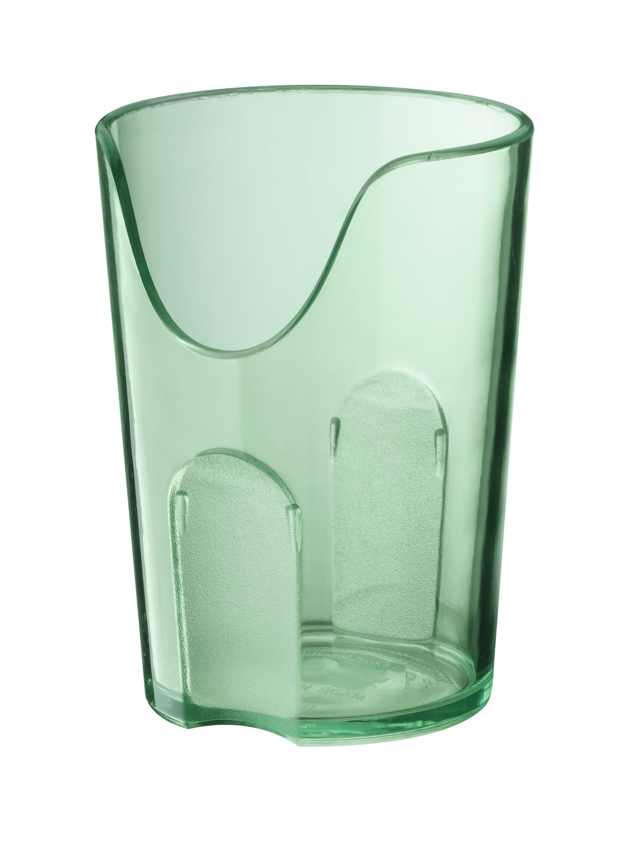 16 cl nasal cutting glass