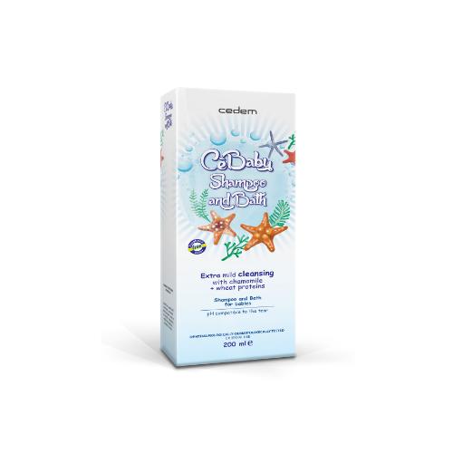 CeBaby Shampoo & Bath_2