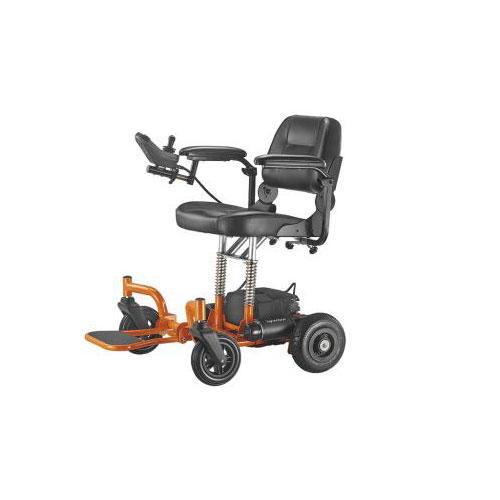 Safari - The Travel Lightweight Electric Wheelchair_2