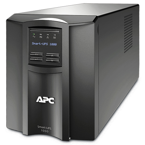 Apc smart-ups 1000va lcd 230v (smt1000i)