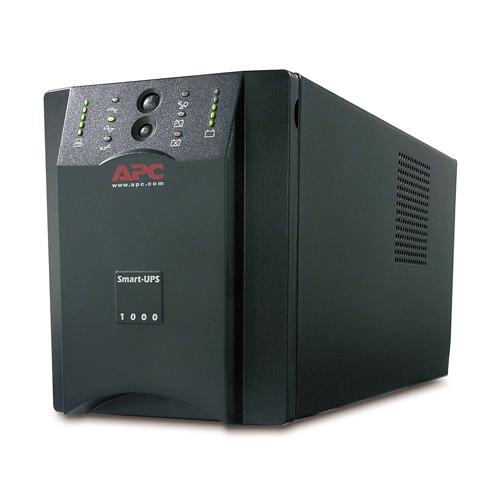 Apc smart-ups 1000va usb & serial 230v  (sua1000i-in)