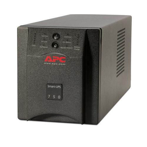 Apc smart-ups 750va usb & serial 120v (sua750)