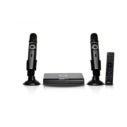 Mediacom mci 6200tw premium karaoke player