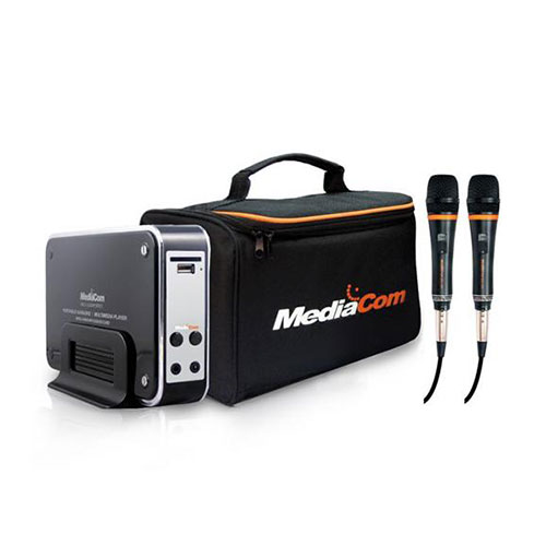 Mediacom mci porto singlite with 2 mics