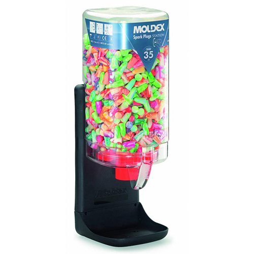 Ear plugs - dispensing systems 7850