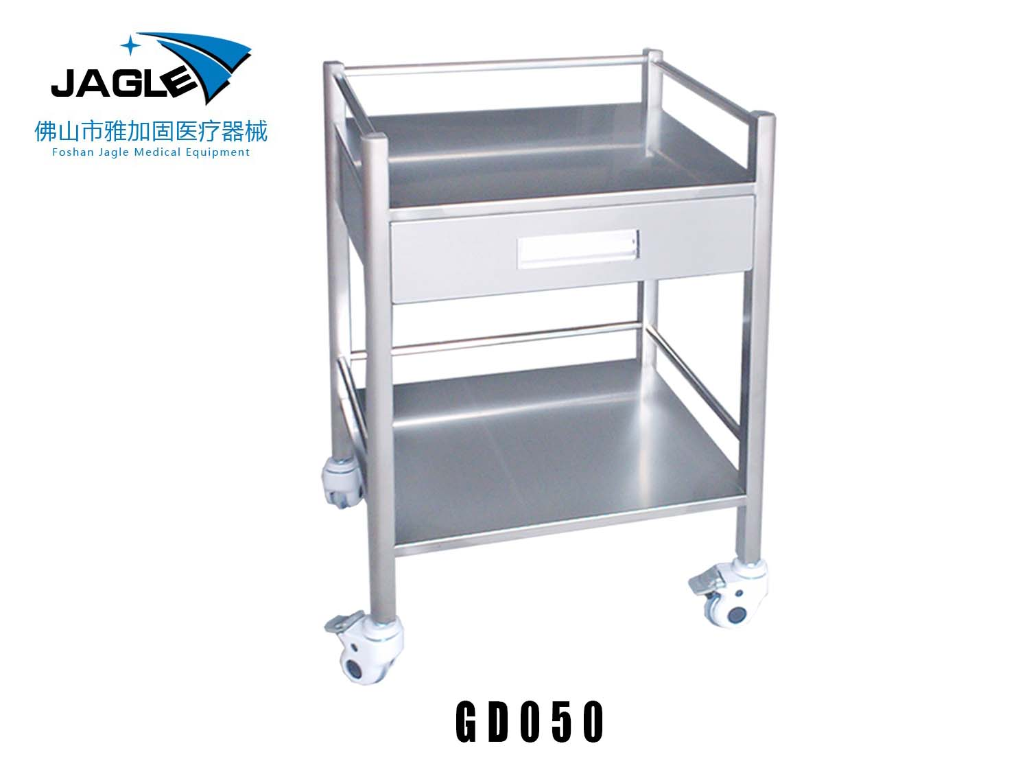 Trolley with pallet (gd050)