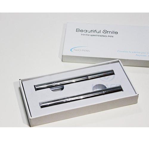Luxury teeth whitening pen