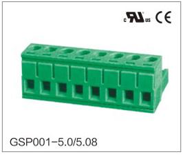 Gsp001-5.0/5.08
