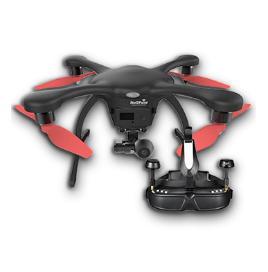 Smart drone