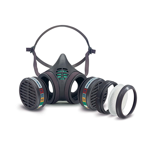 Re-Useable Half Face Masks 8000_3
