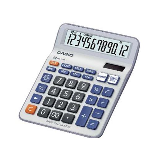 Calculators (dc-12m)