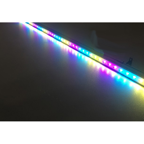 Led wall washer mini-bar