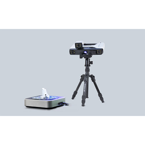 Einscan-pro multi-functional handheld 3d scanner