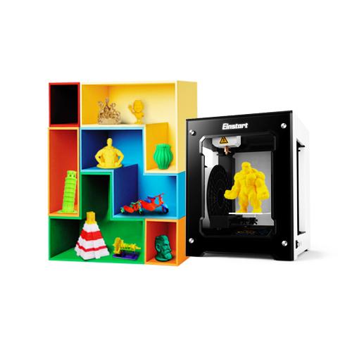 Einstart-s desktop 3d printer