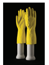 86000 series - Latex Canners Gloves Fully Textured – 12 inch Cuff – Hand Specific_2