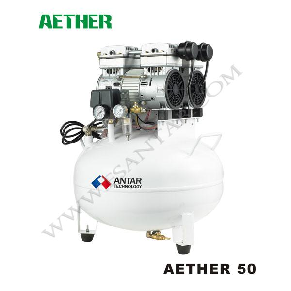 OILLESS COMPRESSOR AETHER-50_2