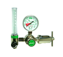 Central type oxygen regulator - aci-11-cga-vsy301