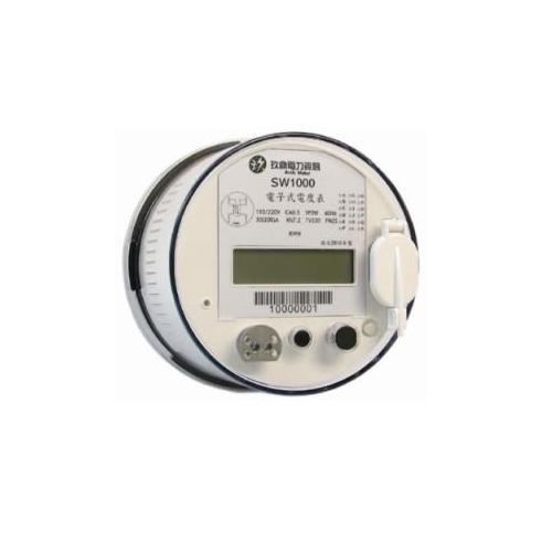Single phase Energy Meter-ANSI Type (SW1000)_2