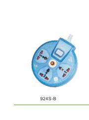 Multi function extension socket 924s-b
